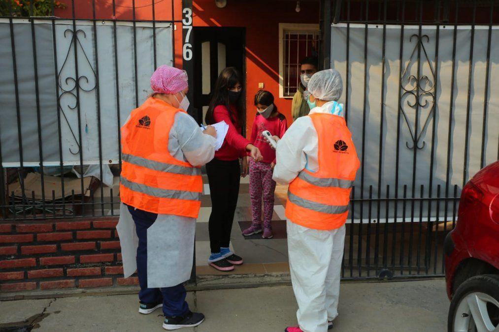 Covid-19 en Esteban Echeverría: 3.899 casos confirmados