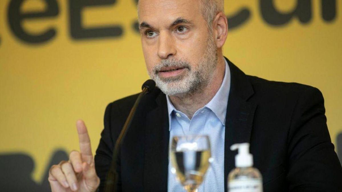 Antes de que Martín Lousteau presente su proyecto, Horacio Rodríguez Larreta ya había confirmado su postura a favor de la eliminación de las indemnizaciones.