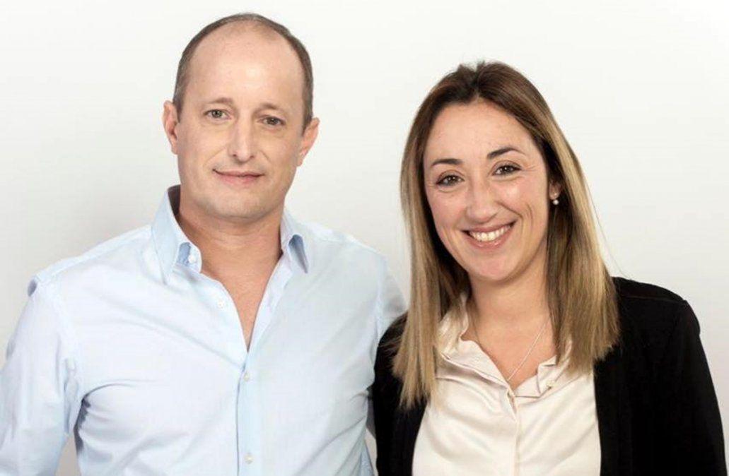 Por línea sucesoria, a Marina Lesci le corresponde reemplazar a Martín Insaurralde como intendenta de Lomas de Zamora.