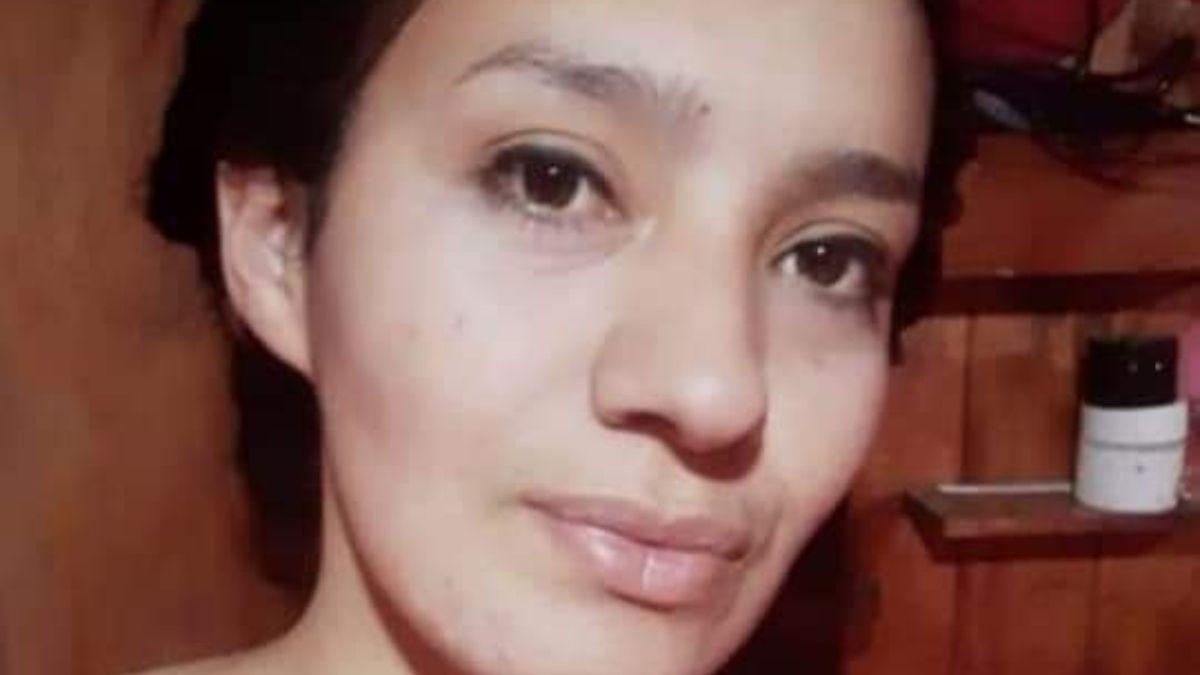 Débora tiene 26 años y estaba con sus hijos en su casa de Ezeiza
