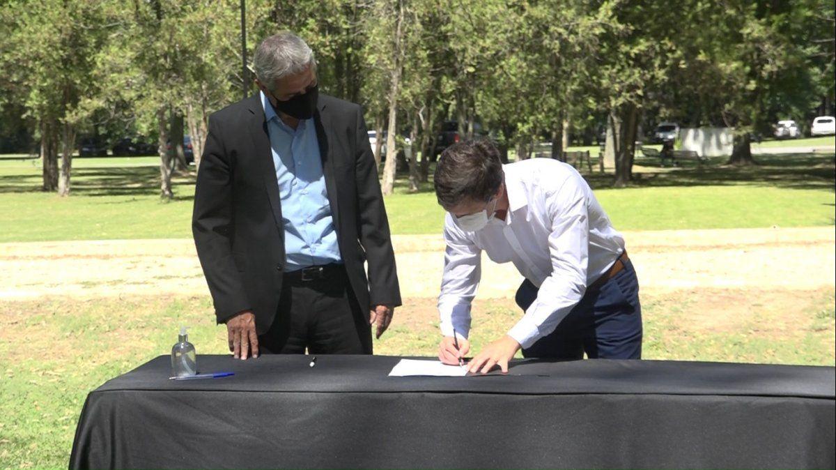 Construirán 400 viviendas sociales en San Vicente