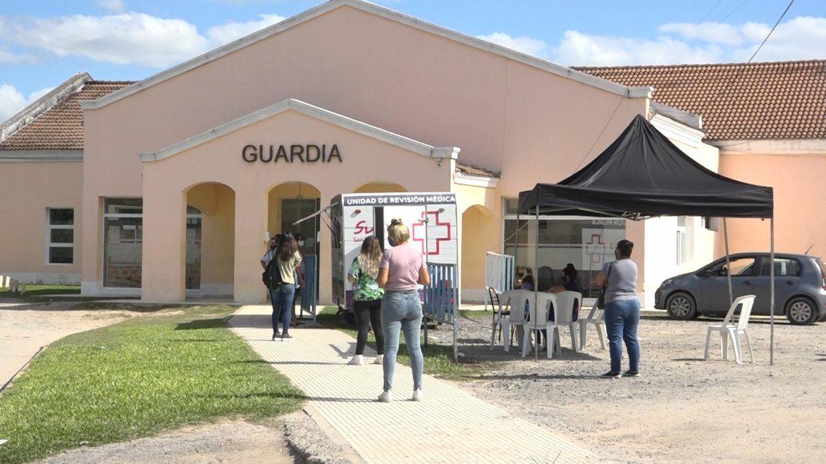San Vicente: aclaran dudas sobre hisopados y contactos estrechos en el Hospital Ramón Carrillo