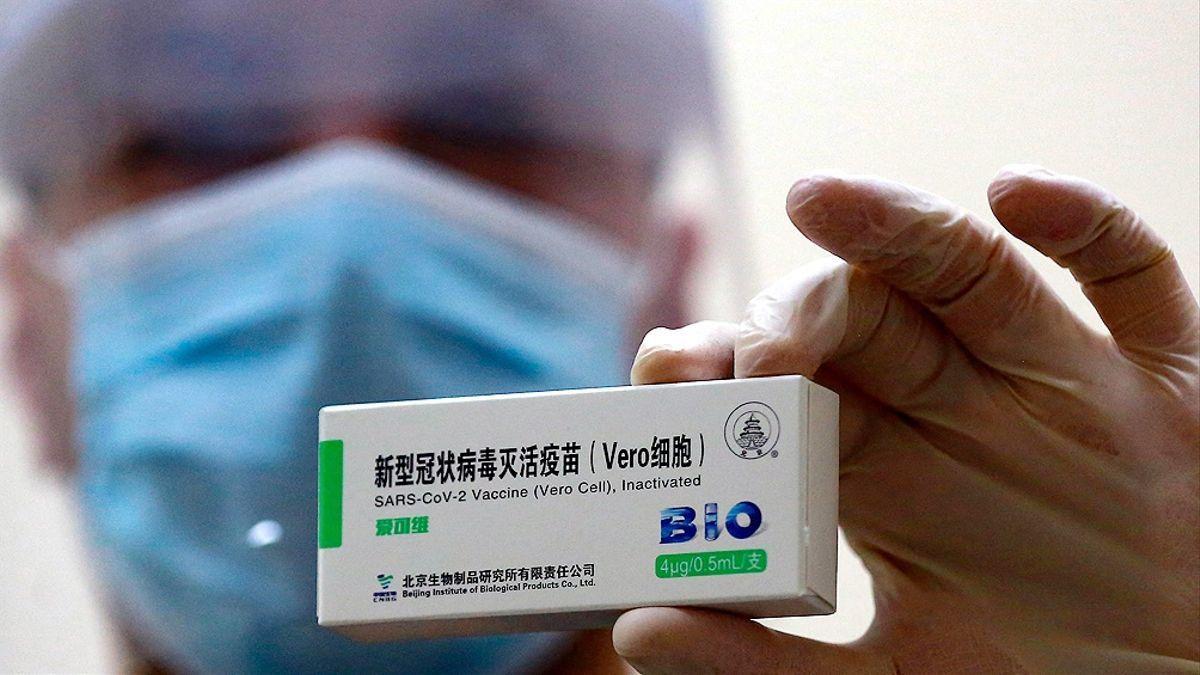 Vacuna de Sinopharm: cuánta eficacia presenta la dosis china
