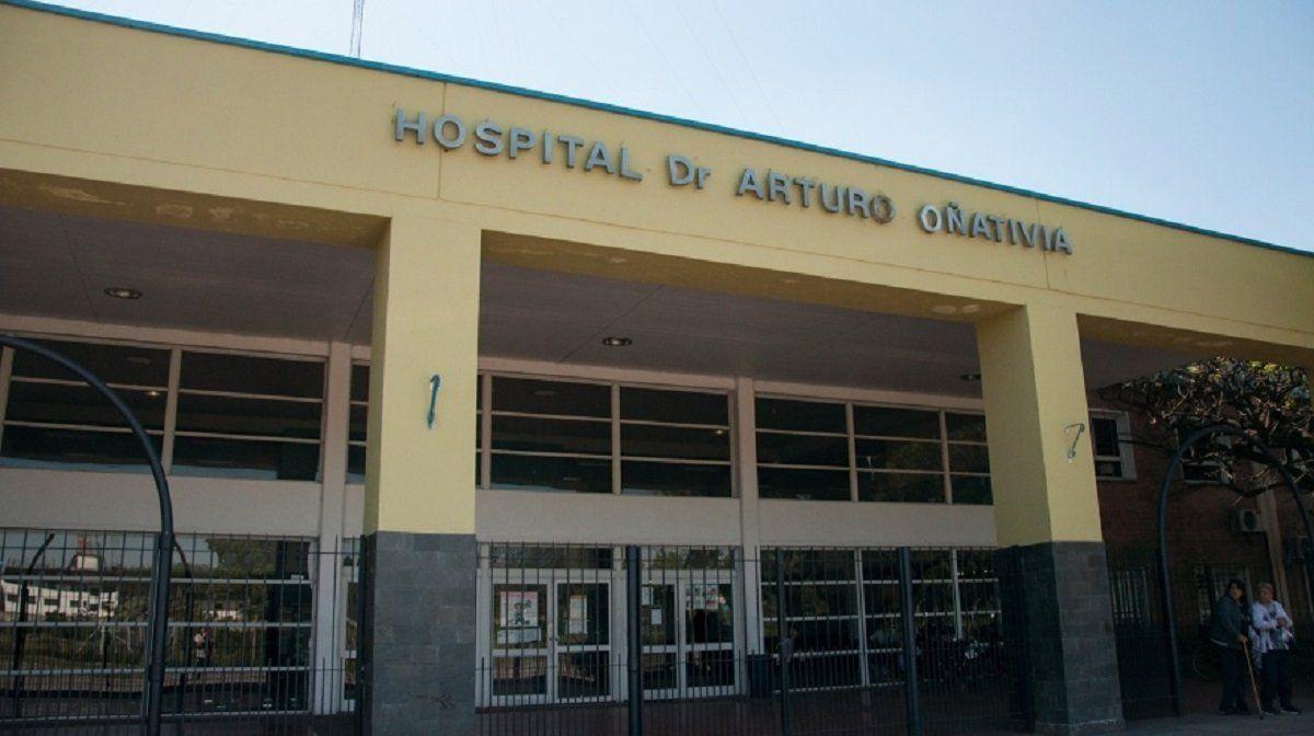 Uno de los hospitales de Almirante Brown tiene la ocupación de camas casi al 100%