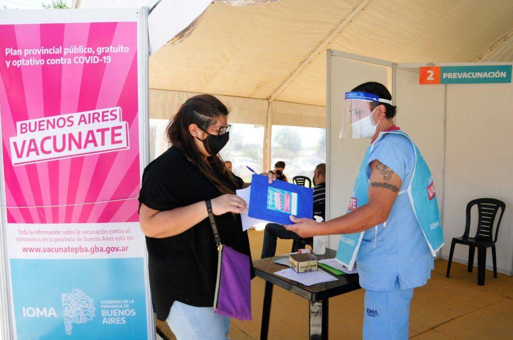 Confirmaron más turnos para aplicar las vacunas contra el coronavirus en la Provincia