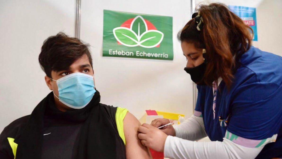 En Esteban Echeverría se aplicaron 200.000 vacunas Covid-19