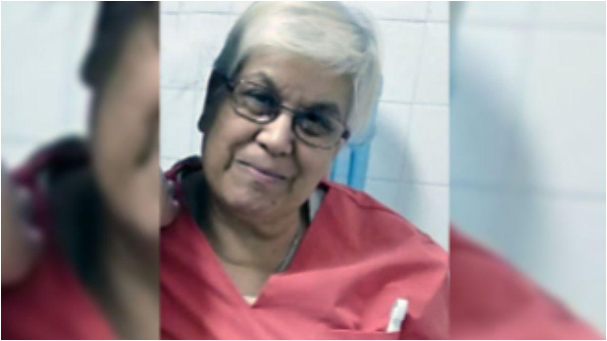 Dolor por el fallecimiento de una enfermera del hospital de Ezeiza.