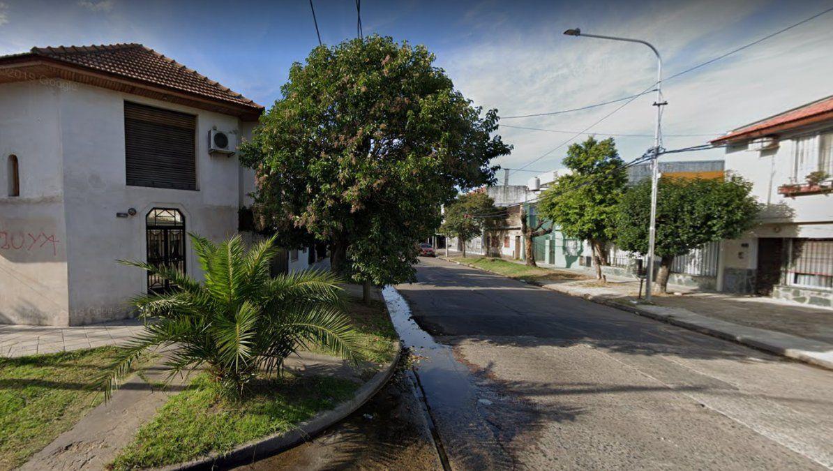 Femicidio en Villa Caraza
