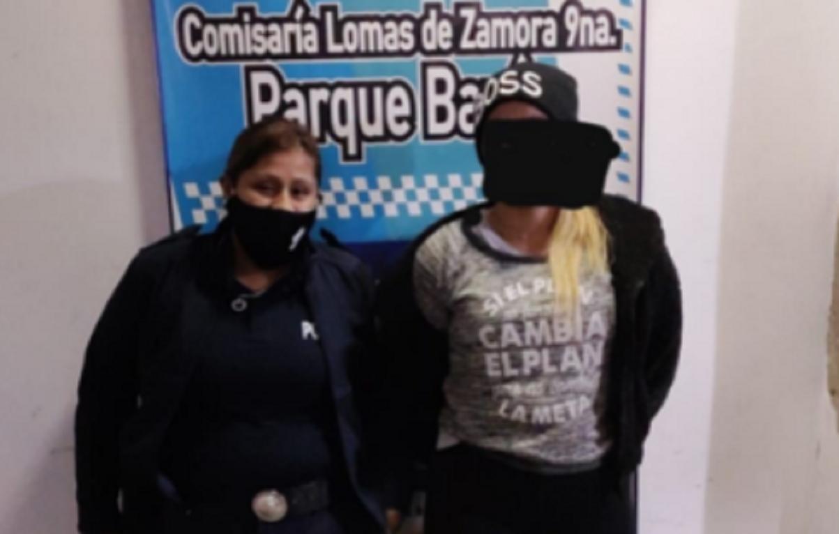 Cayó una mujer que vendía drogas en un kiosco de Lomas de Zamora