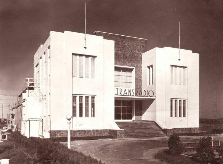 Edificio de Transradio en 9 de Abril