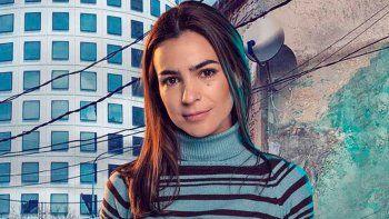 Agustina Cherri cometió un error en La 1-5/18 y se volvió viral