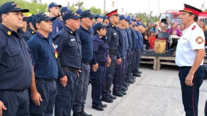 Los Bomberos de San Vicente cumplen hoy 65 años: el festejo y la historia