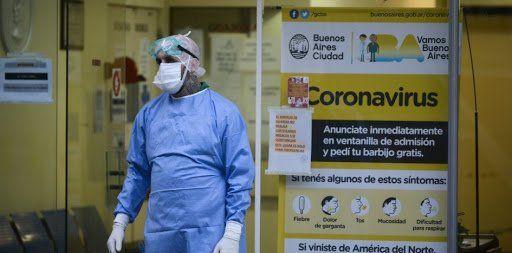 Coronavirus en Argentina: 7663 nuevos casos y 125 muertos