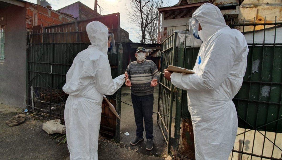 Coronavirus en Lomas: después de mucho tiempo, no se registraron muertes