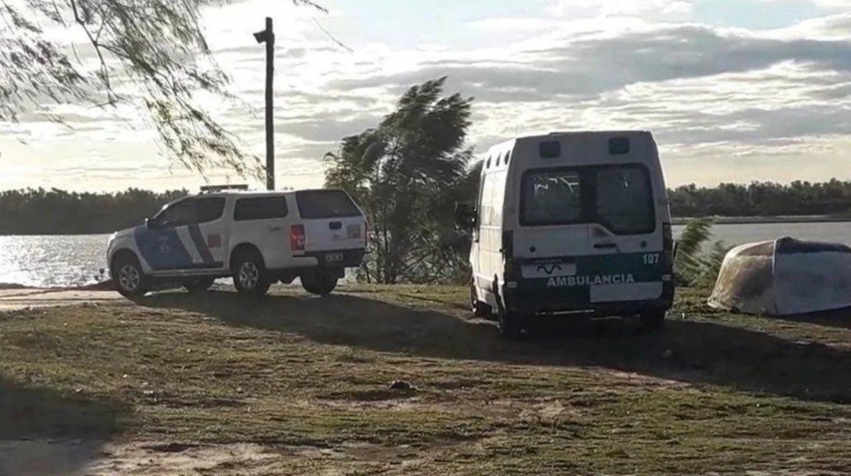 Una lancha en la que iban vecinos de Lomas de Zamora se hundió en el Río Paraná