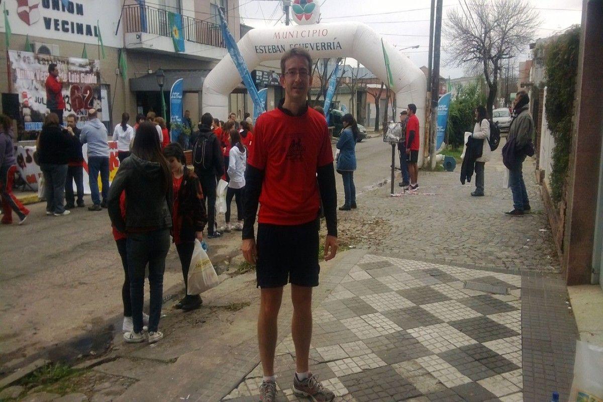 El Club Unión Vecinal de Luis Guillón realizará una maratón por su 70° aniversario