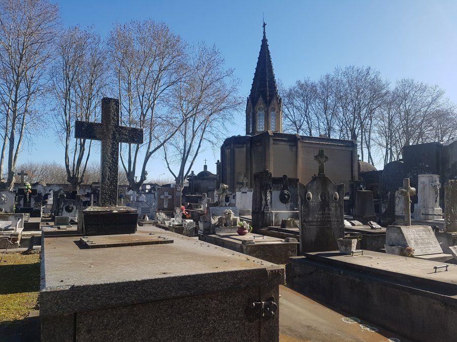 Cementerio de San Vicente
