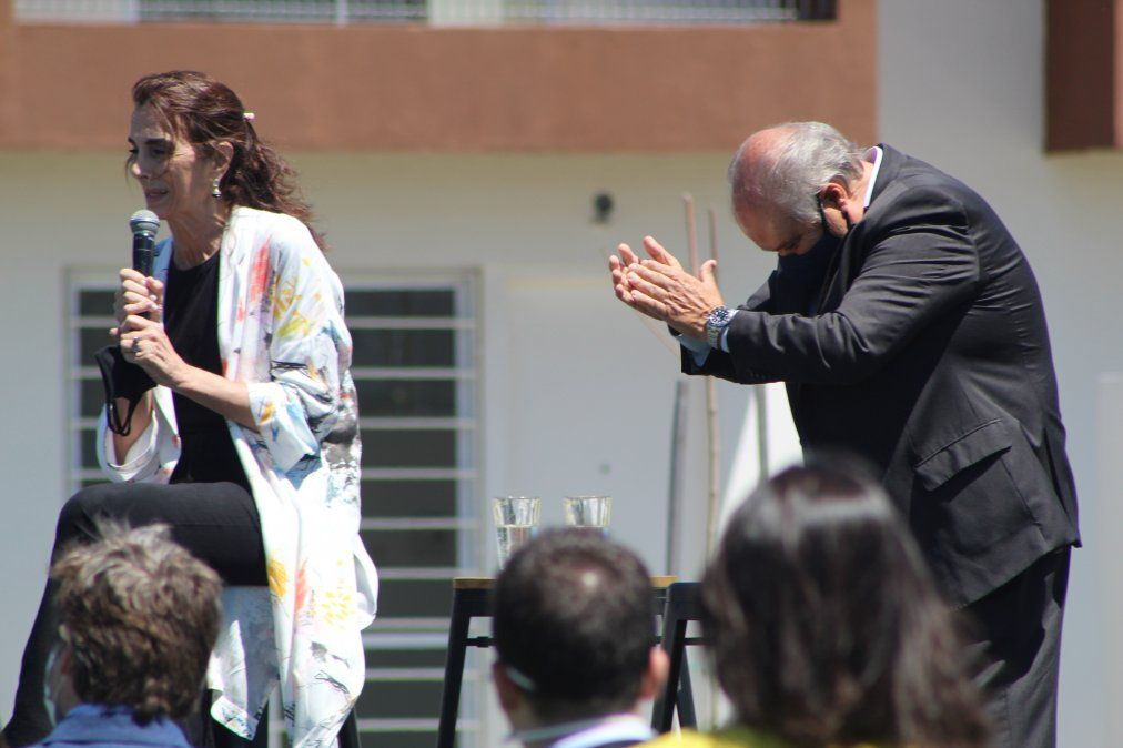 María Eugenia Bielsa renunció al Ministerio de Vivienda