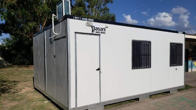 Incorporaron aulas container pero hay 800 chicos sin vacante en las escuelas de San Vicente