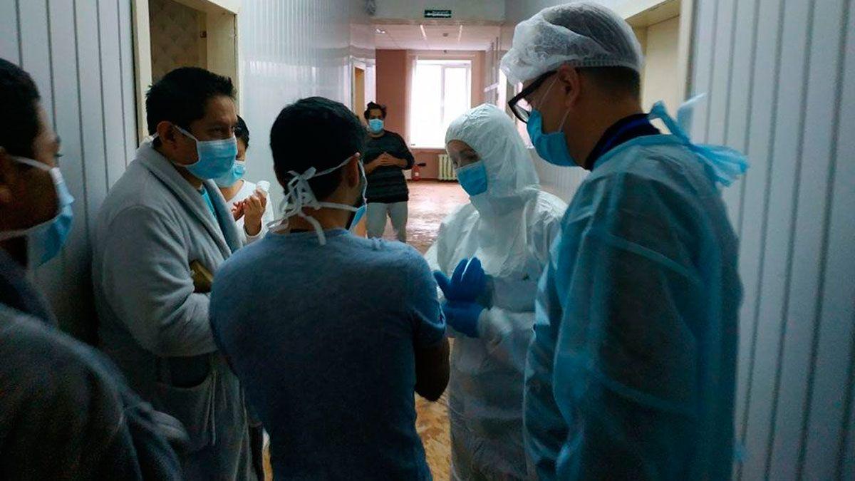 Coronavirus en Ezeiza: más de 15 mil contagios y 3000 casos activos.