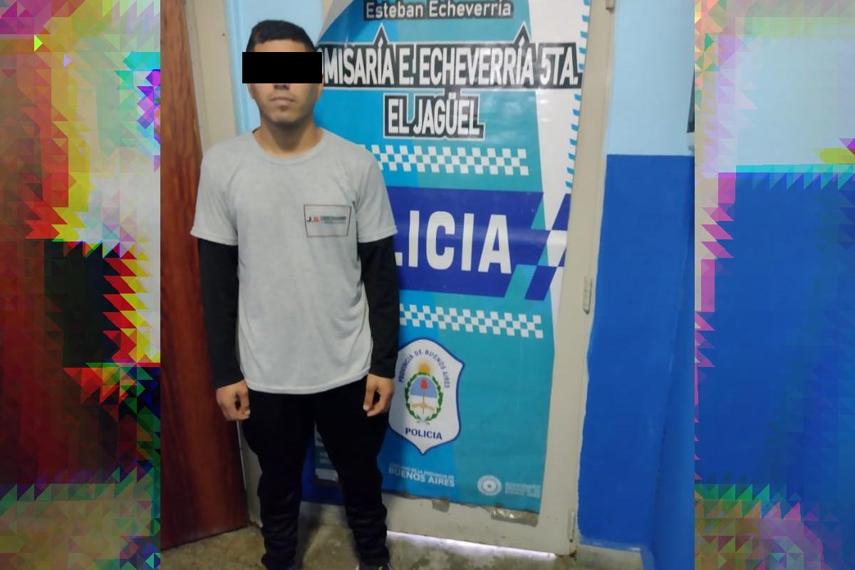 El Jagüel: quedó detenido El Boli, un narco con pedido de captura