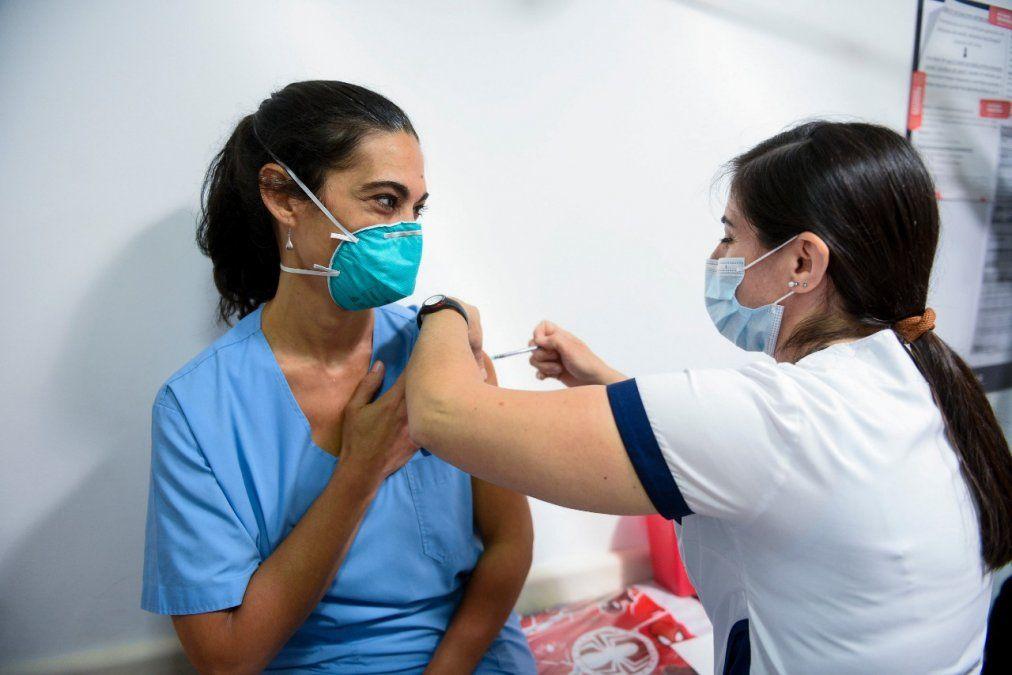 Provincia aclaró qué sucede con los turnos de quienes no asisten a vacunarse.