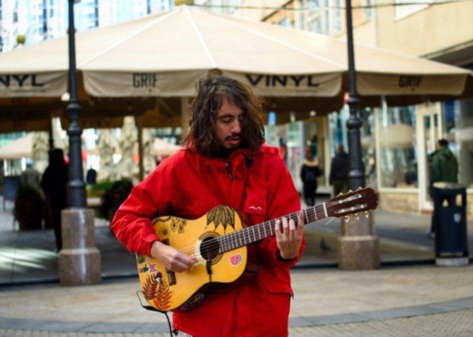 Un joven músico de la región sacará un disco en Croacia tras dos años de aventuras en Europa