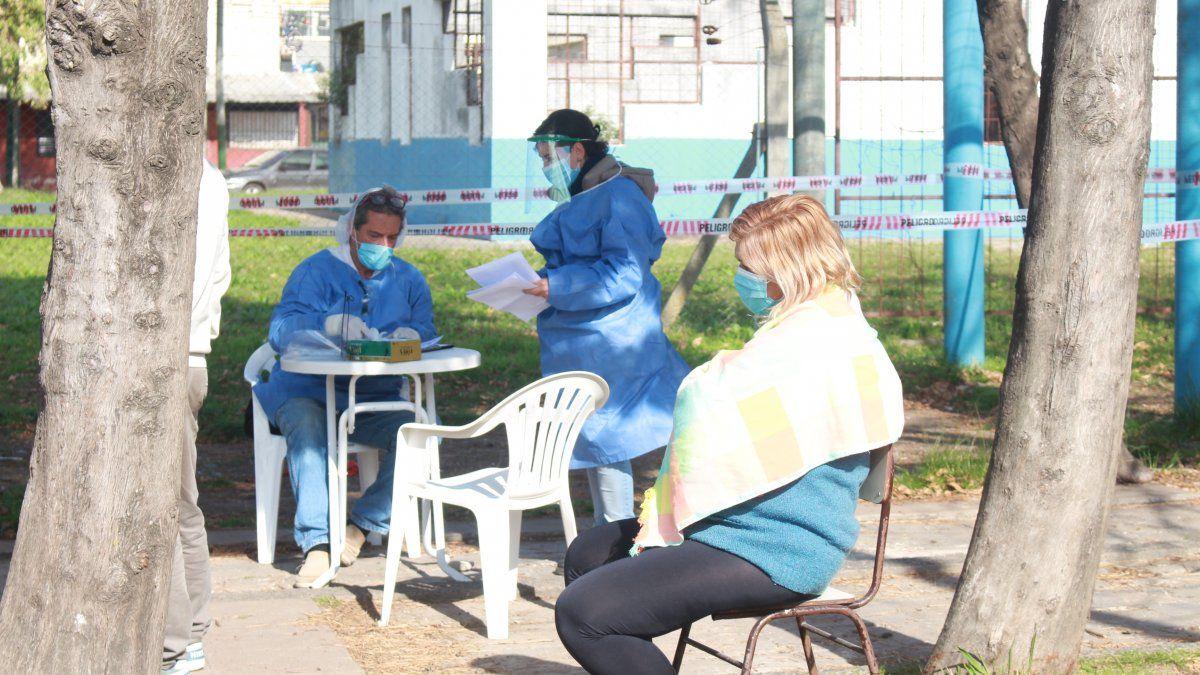 Coronavirus en Brown: con nuevos casos, pero sin fallecidos