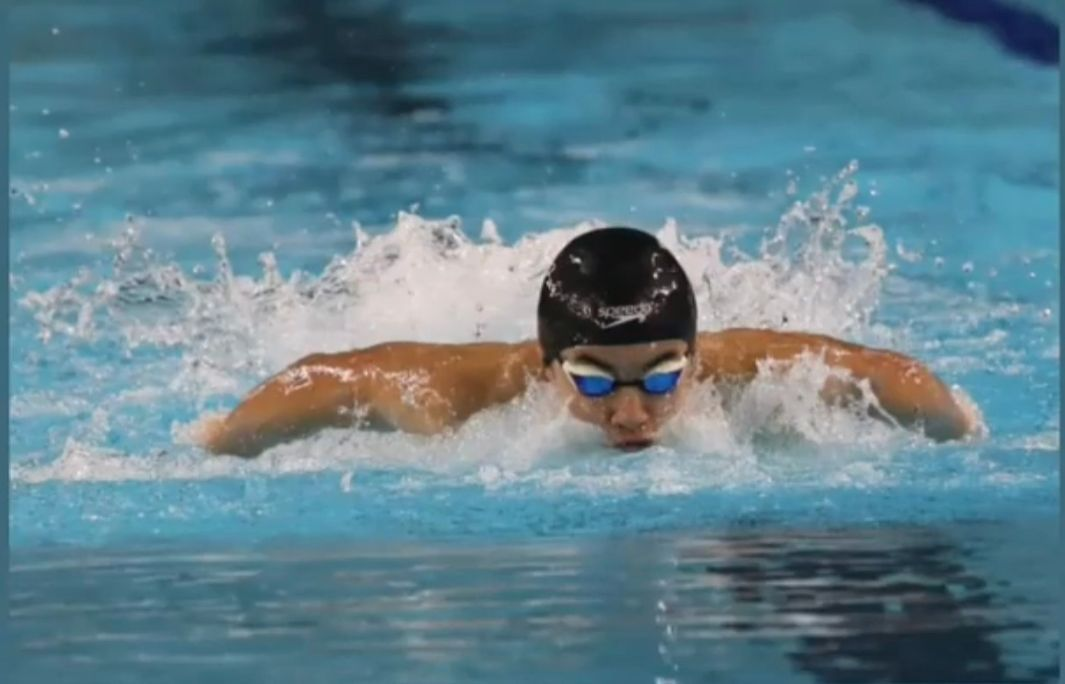 Un joven de Adrogué competirá con la Selección Juvenil Argentina de Natación en Perú