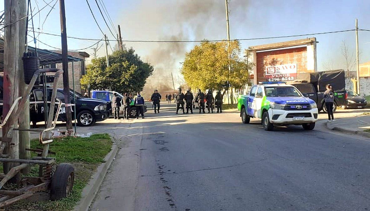 Conflicto vecinal en El Jagüel: un muerto y represalias