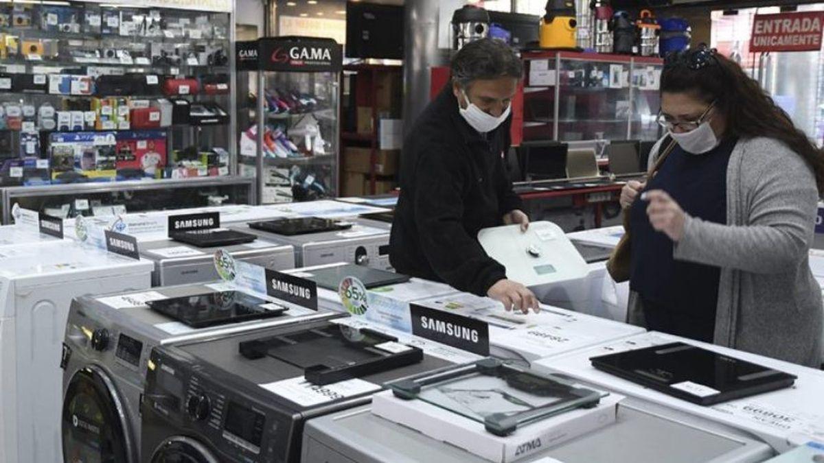Lanzan Ahora 30, un programa para comprar electrodomésticos