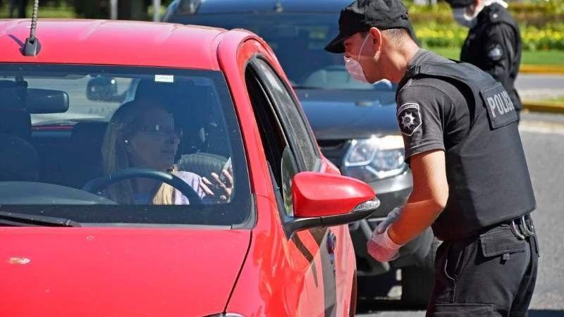 Coronavirus: 103 personas fueron detenidas en Brown por no cumplir el aislamiento