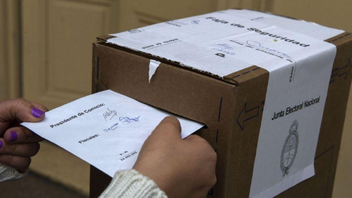 La Cámara Nacional Electoral advirtió sobre los protocolos de las PASO.