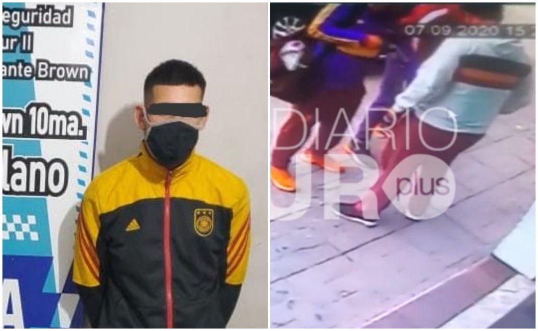 Otro detenido por robos a mano armada en Solano