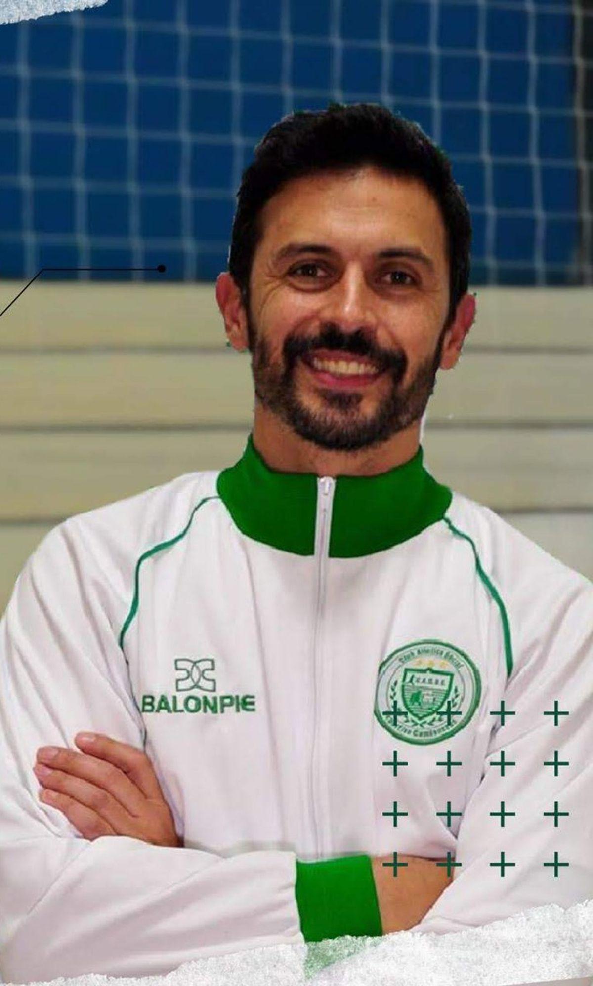 Diego Barrera, del Club Camioneros.