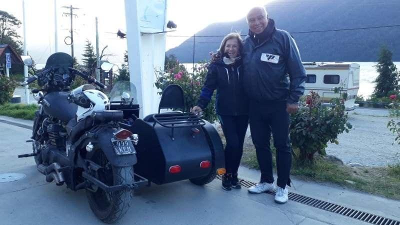 De Canning a Bariloche: así fue el histórico viaje que realizó una pareja de Venado