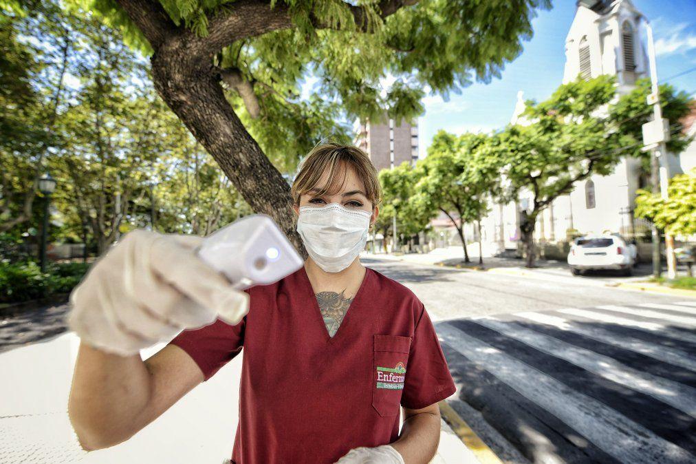 Ascendieron a profesionales de la salud en Echeverría