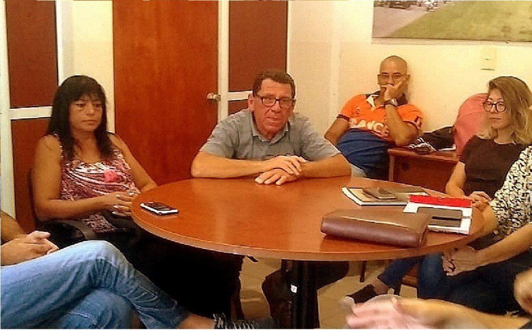 Dolor por la muerte de un militante político de San Vicente