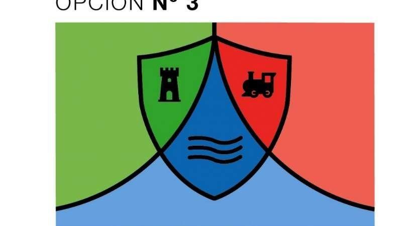 San Vicente ya tiene su bandera