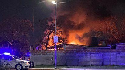 Drama en un refugio de animales de Quilmes: se incendió y varios gatos  perdieron la vida