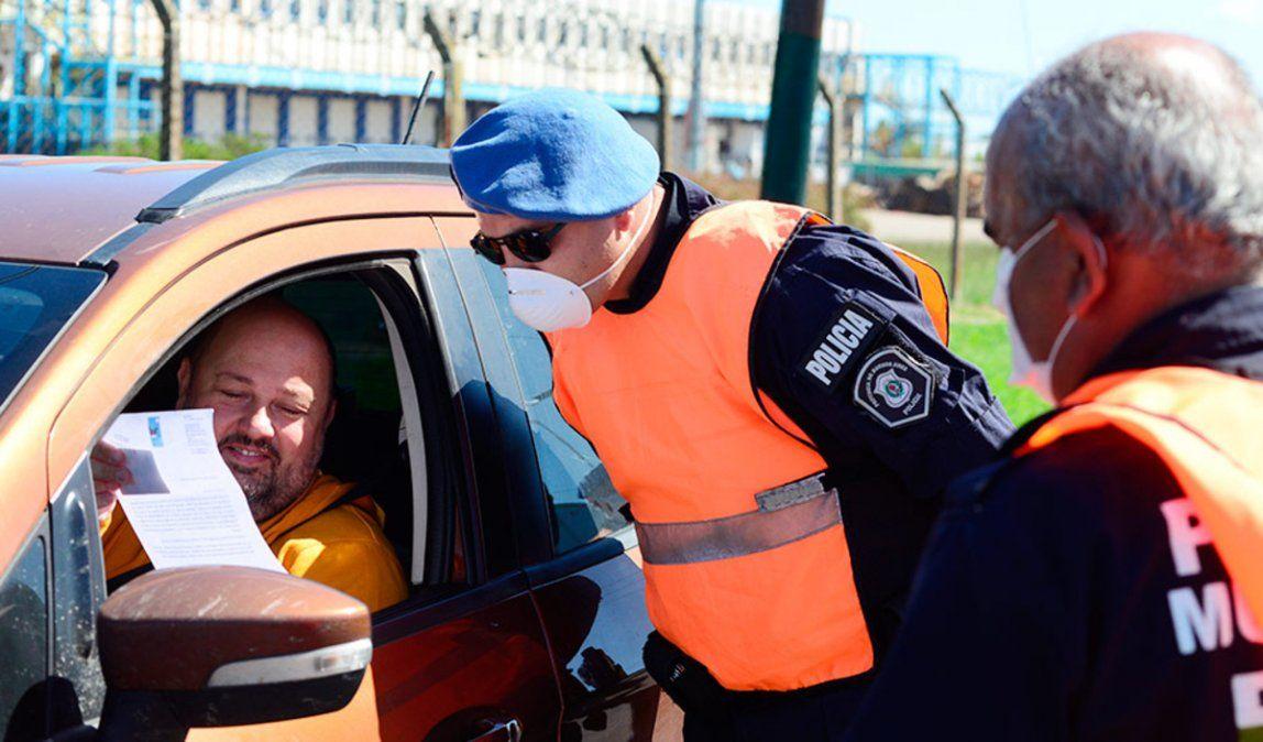 Restricciones: qué puede pedir la policía en un control