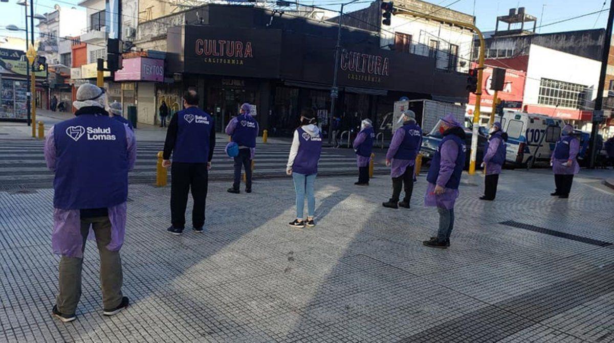 Coronavirus en Lomas: menos contagios y muchas muertes durante el fin de semana