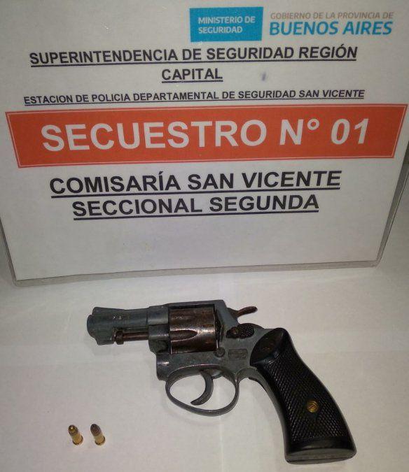 San Vicente: detuvieron a un joven buscado por homicidio