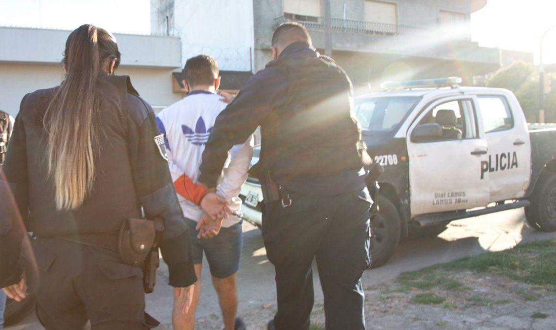 Lanús: cayó parte de la banda de motochorros que asaltaba comercios