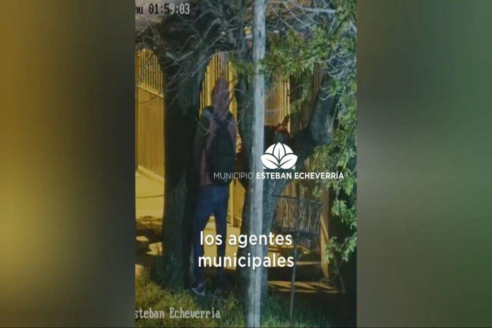 El Jagüel: tres detenidos por intento de robo