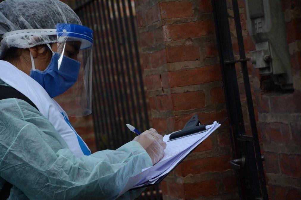 San Vicente suma 16 nuevos casos de coronavirus y 9 internados