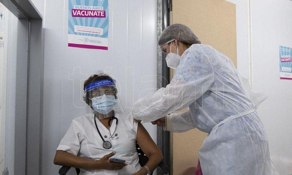 Provincia: este jueves comienza el operativo de vacunación para menores de 60 años