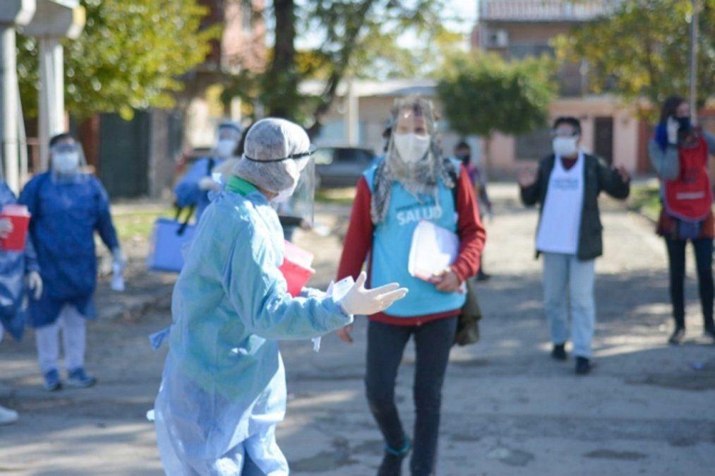 Coronavirus en Lanús.