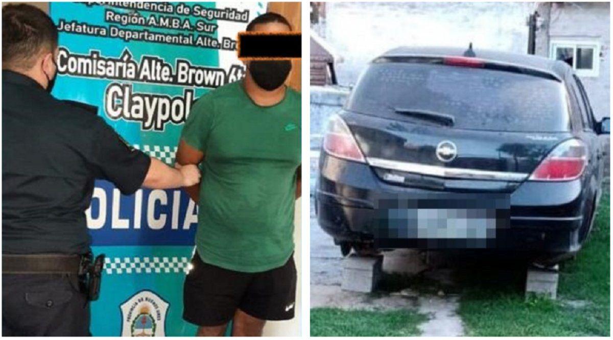 Vecino de Almirante Brown hizo una falsa denuncia para cobrar el seguro