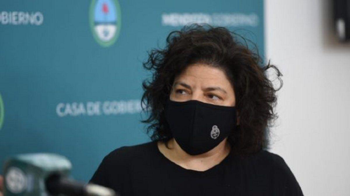 Asumió Carla Vizzotti y negó un vacunatorio VIP en Salud